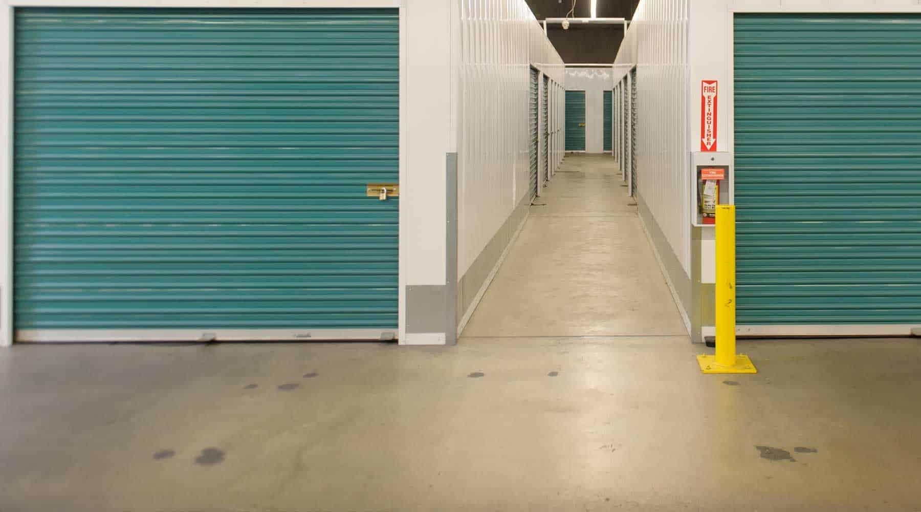 Sacramento storage drive-up storage