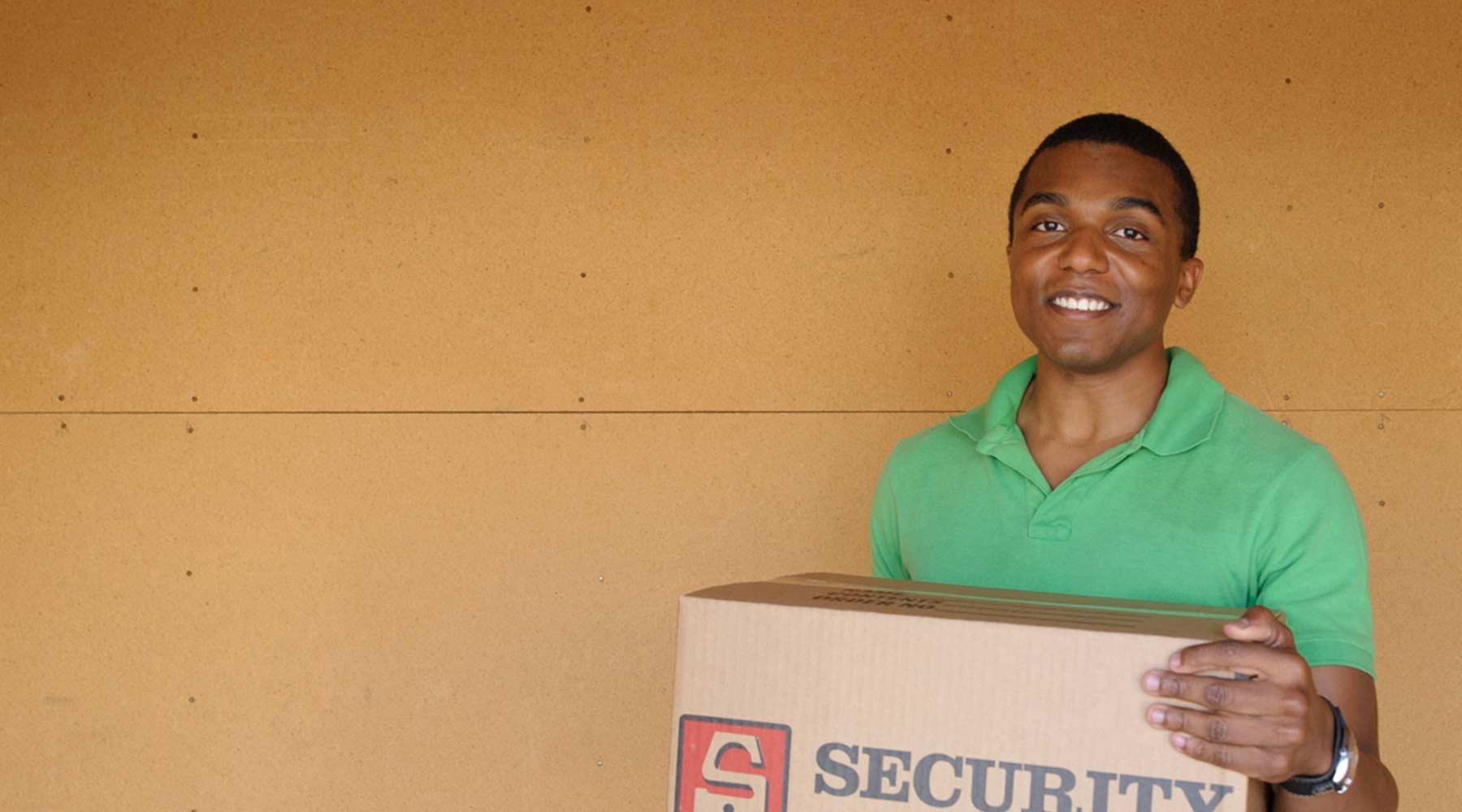 Roseville Customer in Storage