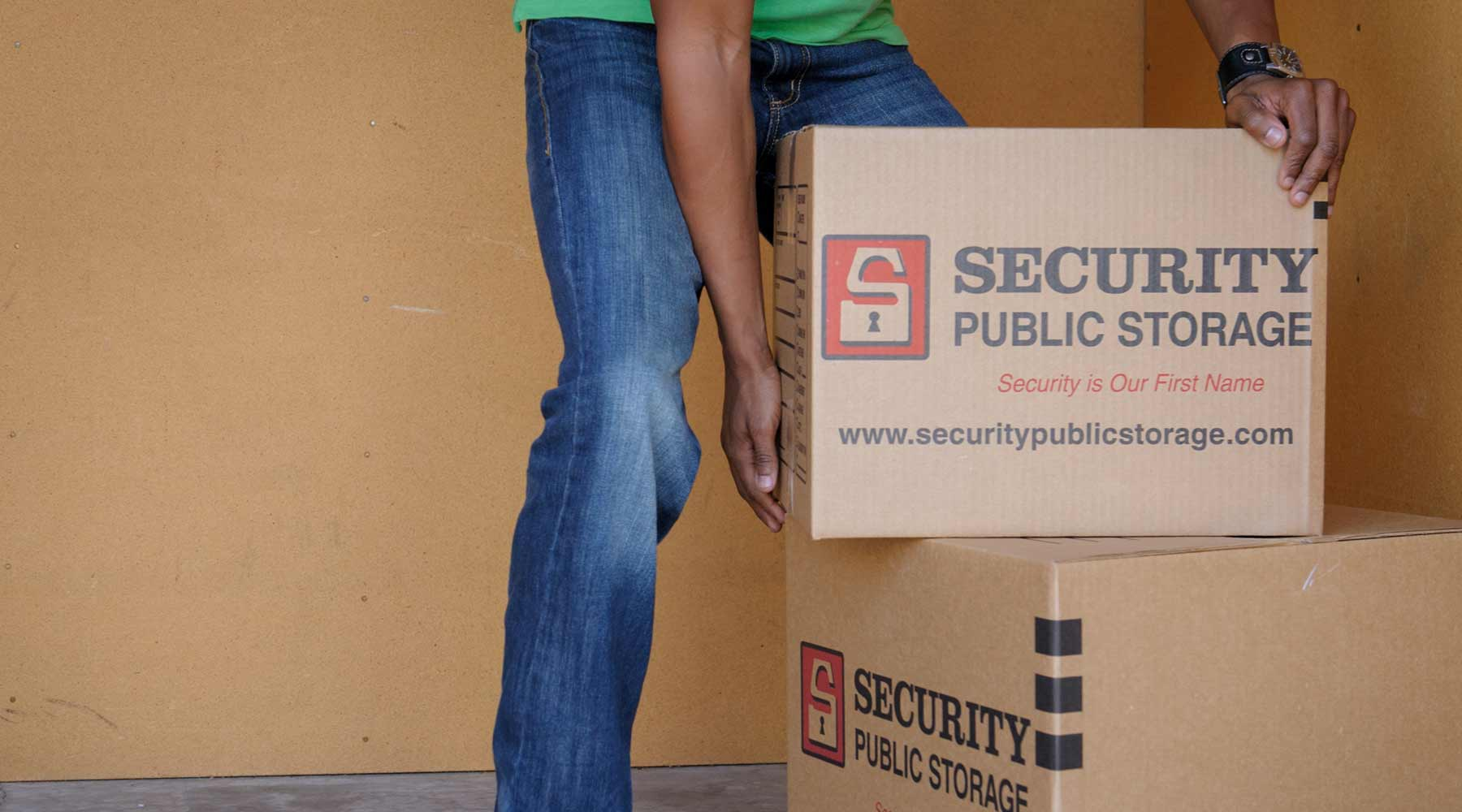 Roseville Customer With Storage