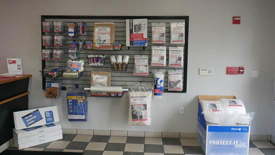 Sacramento storage moving supplies
