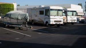 Brea RV and boat storage