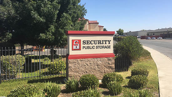 Pittsburg storage facility
