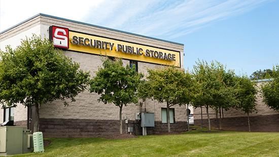 Frederick storage facility