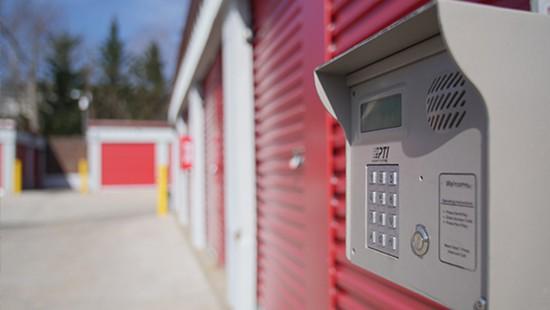 herndon va security gate passcode