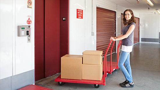 herndon va storage elevator