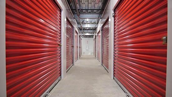 Indoor storage units in Slabtown Portland, Oregon