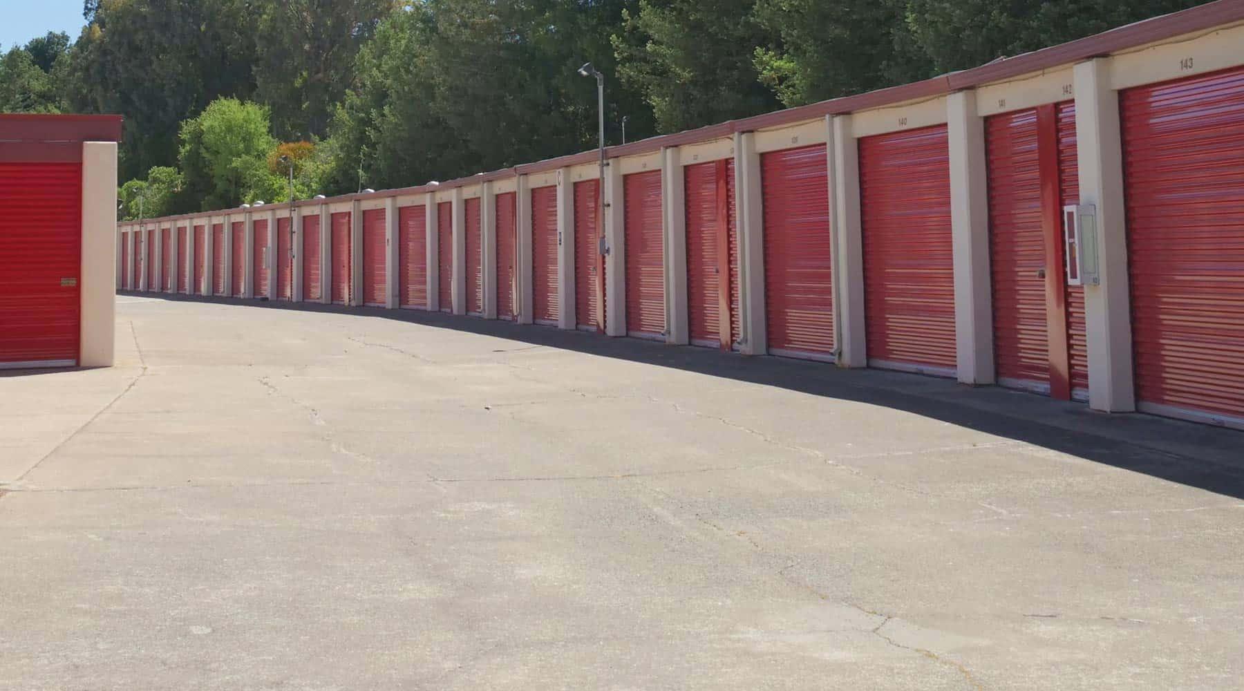 Martinez drive-up units