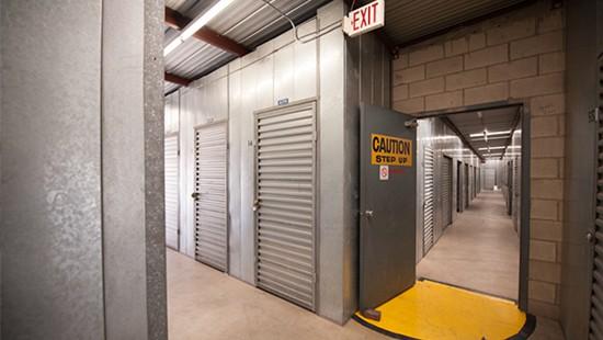 Moreno Valley interior storage units