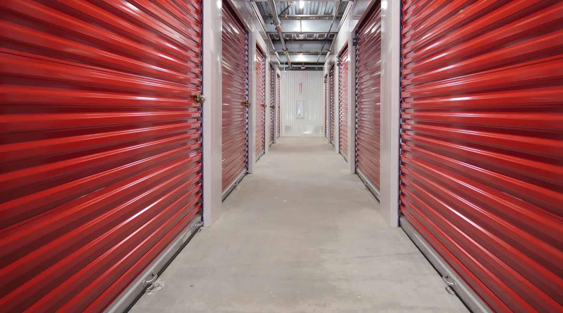Portland indoor storage units