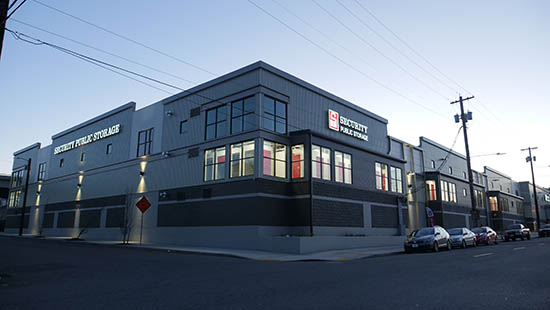 Security Public Storage in Portland, Oregon