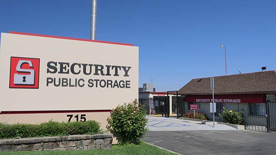 Roseville Storage Cirby Way