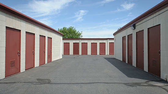 Roseville Storage Cirby Way Small Units