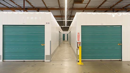 Sacramento storage indoor Franklin