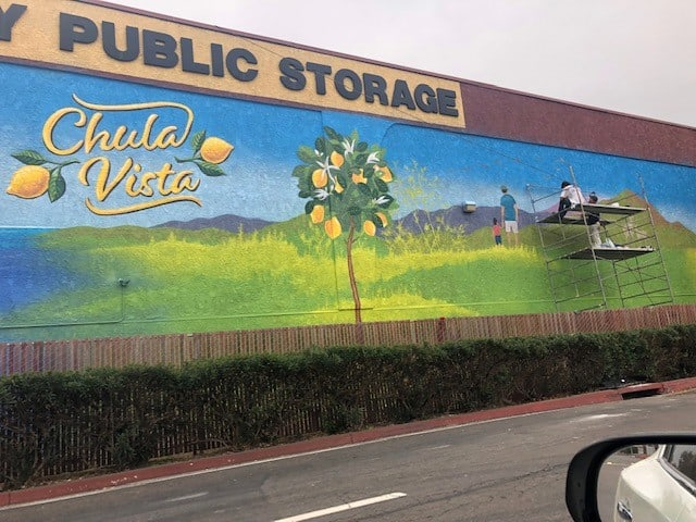 To Chula Vista with Love from SPS