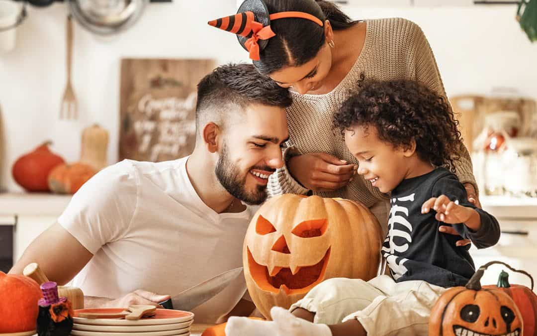 Spooky Season isn't Canceled! Celebrate Halloween at Home in 2020!