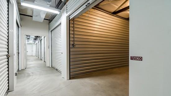 palm desert indoor storage