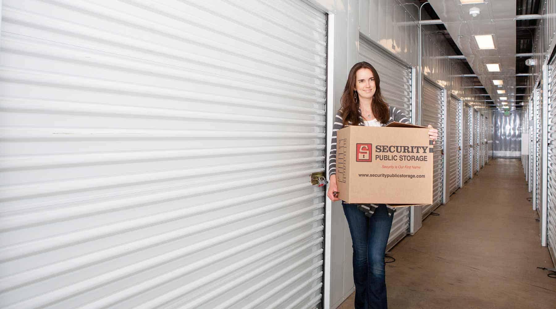 Pittsburg indor storage facility